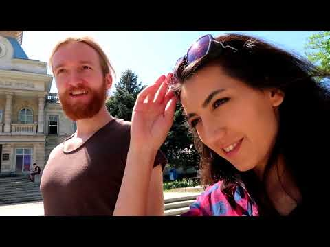 Travelling  for the first time to Chisinau, Moldova VLOG