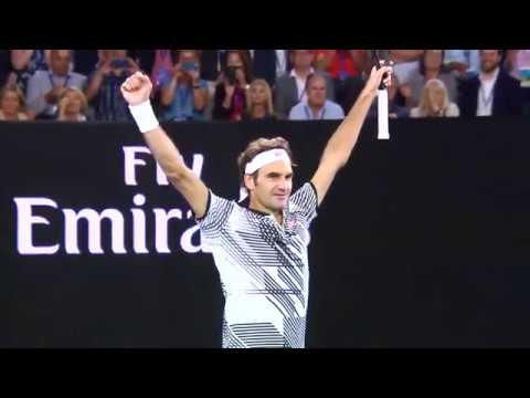 Serving Up Stats - Roger Federer at the Majors