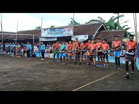Final seru..! Didin Bae, Zarex cs (Sang Tulodho) VS Dicky AR cs (B2R Garut) - Mayasari Cup
