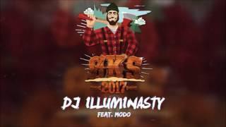 Øks 2017 - DJ Illuminasty (Feat. Modo)