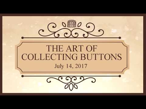 Senior Moments: The Art of Collecting Buttons
