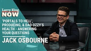'Portals to Hell', Producing, & Dad Ozzy's Health - Jack Osbourne Answers Your Questions