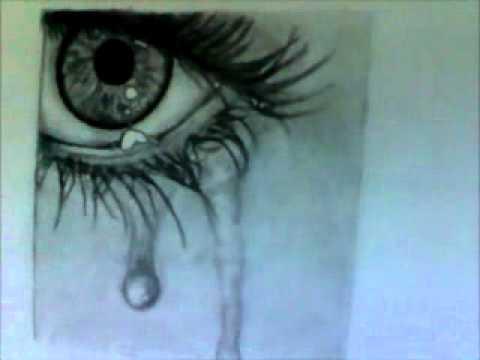 Desenho Olho Triste Youtube