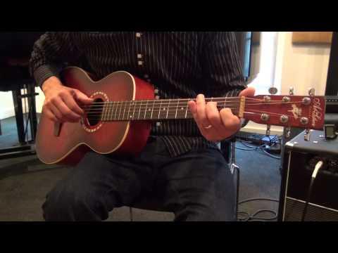 Intro to Folk Guitar with John Heussenstamm