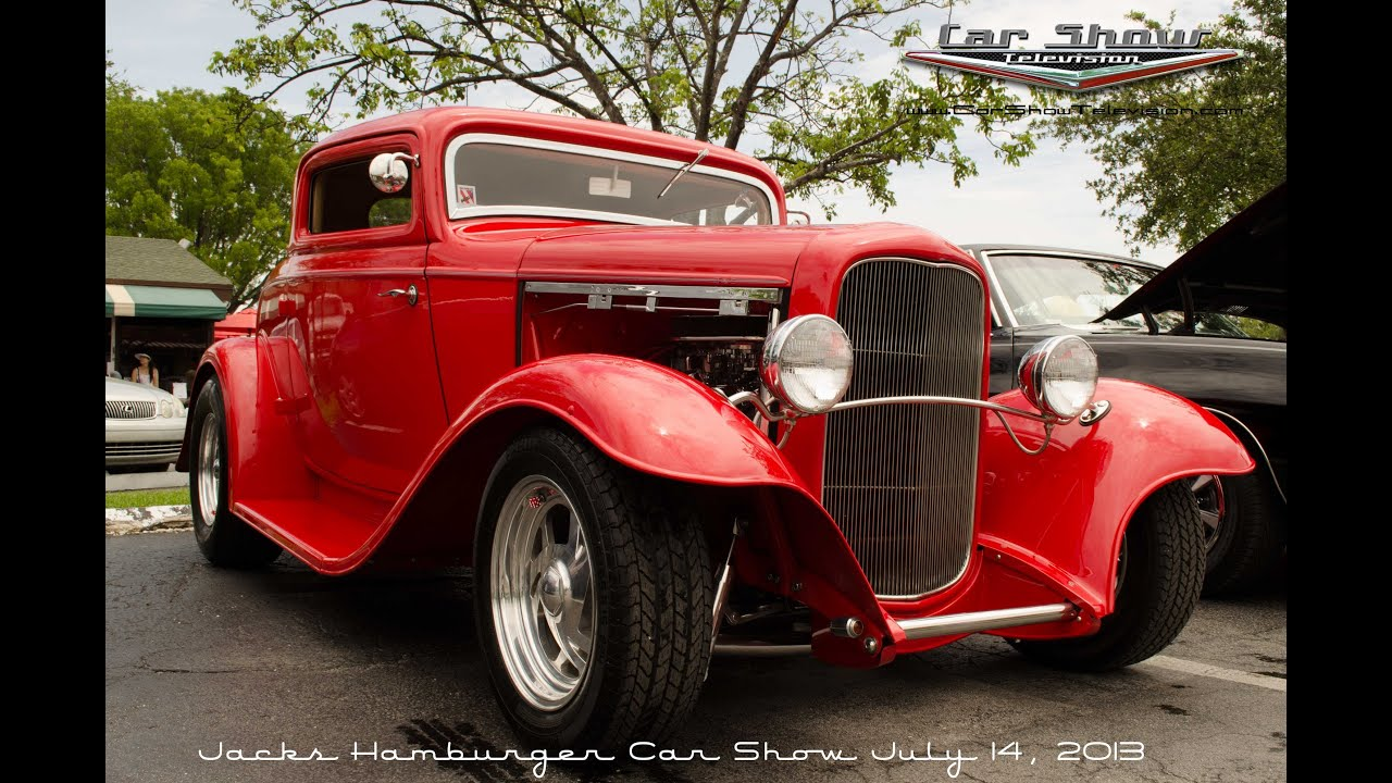 AACA Fort Lauderdale at Jack\'s Hamburgers for and Old Fashion Car ...