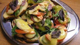 Горячие бутерброды на сковороде Zepter - видео рецепт(Видео рецепт приготовления горячих бутербродов на сковороде. Быстро и вкусно. Подписка на новые рецепты:..., 2009-09-10T11:42:58.000Z)