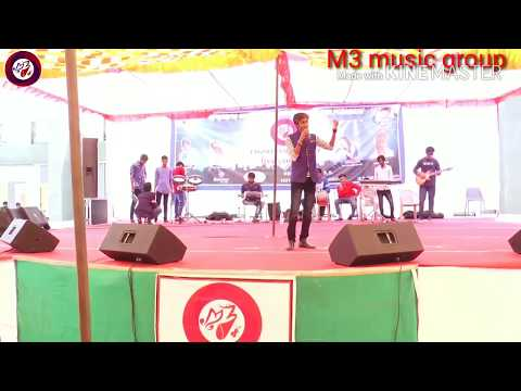 Love song Sameer Hussein M3 music group ecb college Bikaner live concert