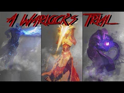 A Warlock's Trial