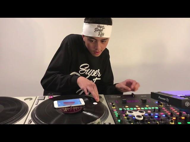 World Champion DJ K-SWIZZ (14 yrs old) #NextLevel - 2018 DMC Online World Final ✅