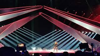 Eurovision 2019 - Armenia Srbuk Walking Out Second Semifinal Jury Rehearsal