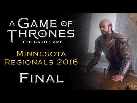 MN Regionals 2016 - Final Match