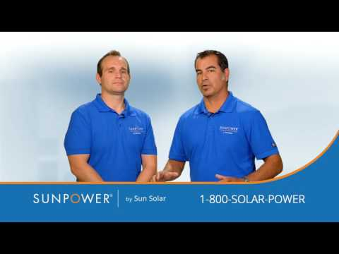 SOLAR 101: Do SunPower panels really require less space on my roof?