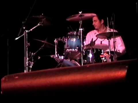 Jamie Hulin Playing On Drums