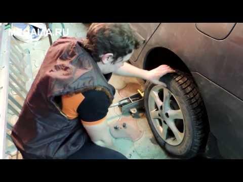 видео: Подсветка колес авто своими руками (видео инструкция)