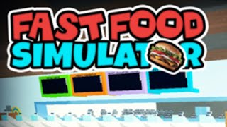 Was ist in Omas Haus? (Fast Food Simulator ROBLOX)