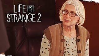 LIFE IS STRANGE 2 #9 - Traços de um Triste Passado! (Gameplay em Português PT-BR)
