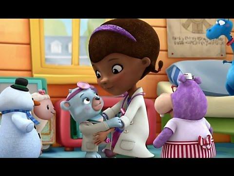 Доктор Плюшева - все серии подряд (Сезон 1 Серии 4, 5, 6) l Мультфильм для детей