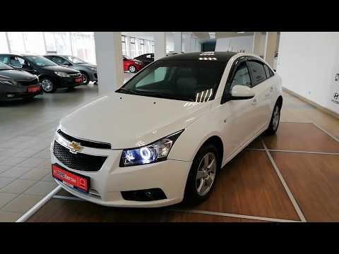 Купить Шевроле Круз (Chevrolet Cruze) МТ 2011 г. с пробегом бу в Саратове Автосалон Элвис Trade-in