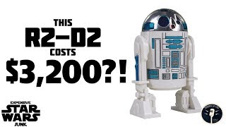 The $3,200 R2-D2 Action Figure - Expensive Star Wars Junk