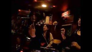 2015/02/14 シーナさんへ ヴァレンタイン・ライヴ@天神三丁目・KING BEE.