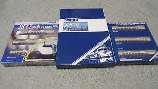 TOMIX E2系1000番台 東北新幹線 「やまびこ」 開封