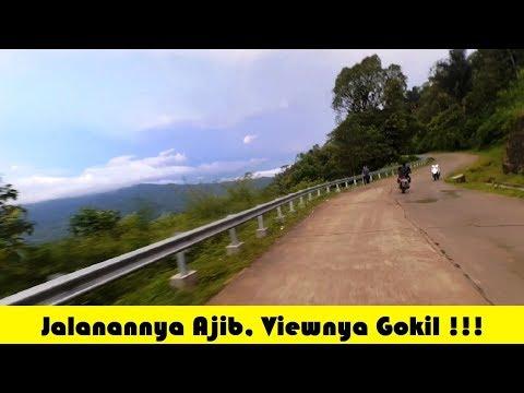 Touring ke Negeri Diatas Awan, Gunung Luhur, Ciusul, Citorek, Banten. #motovlog 32