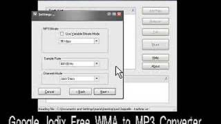 free-wma-mp3-converter