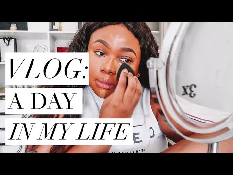 A DAY IN MY LIFE | Cynthia Gwebu