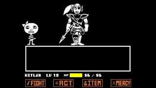 Undertale - All Differences in a Genocide Run [Undyne the Undying/sans fight included]