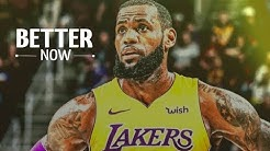 """LeBron James Mix - """"Better Now"""" - LAKERS HYPE ᴴᴰ"""