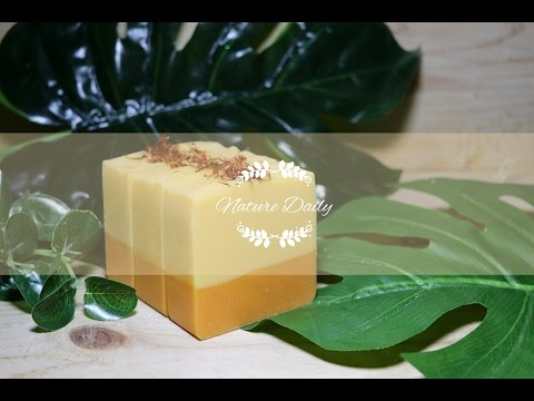Soap Making - The Natural Precious by NatureDaily