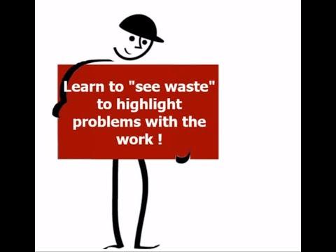 Lean Enterprise Academy Waste Video