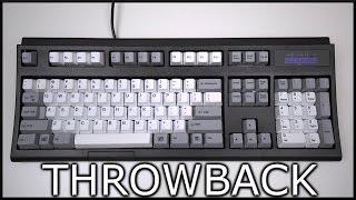 The Retro Mechanical Keyboard!