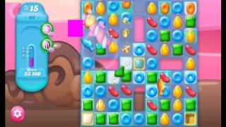 Candy Crush Jelly Saga Level 69 NEW (1st revision)