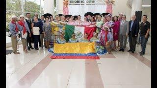 Ballet Folclórico de Colombia y México