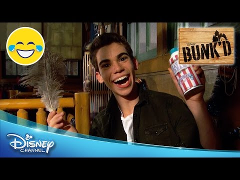 Bunk'd | He's Back! | Official Disney Channel UK