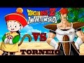 Torneio de Dragon Ball Z Infinite World Kid Gohan VS Recoome VOADORA RODADA 2