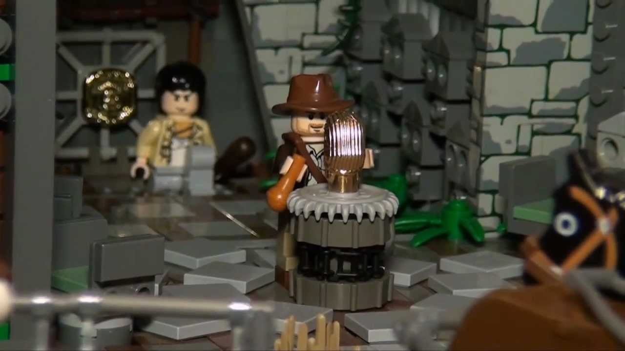 LEGO Indiana Jones Display - NILTC Show 2012 - YouTube 195fb220cba