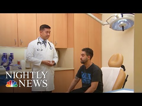 Precision Oncology: Experimental Treatment Could Help Cancer Patients | NBC Nightly News