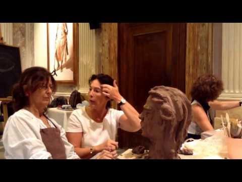 Sculpture Class with Mer Jimenez at the European Museum of Modern Art - MEAM