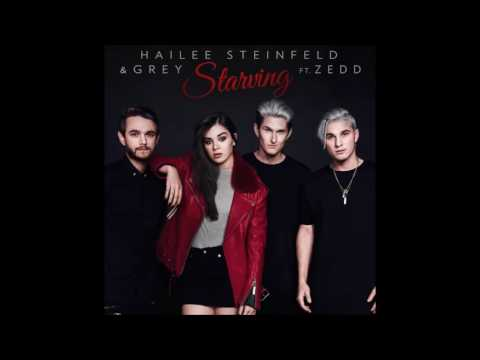 Hailee Steinfeld & Grey - STARVING feat....