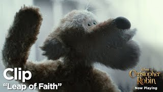 "Christopher Robin ""Leap of Faith"" Clip"
