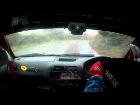 Bantry Fastnet Rally 2011 - Jamie O'Flaherty / Conor McCarthy - Class 11 - SS8