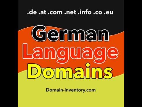 Domain-Inventory.com German Language Domains - Terry Waldo