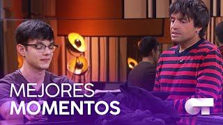 FLAVIO muestra sus TEMAS a MANU GUIX | OT 2020