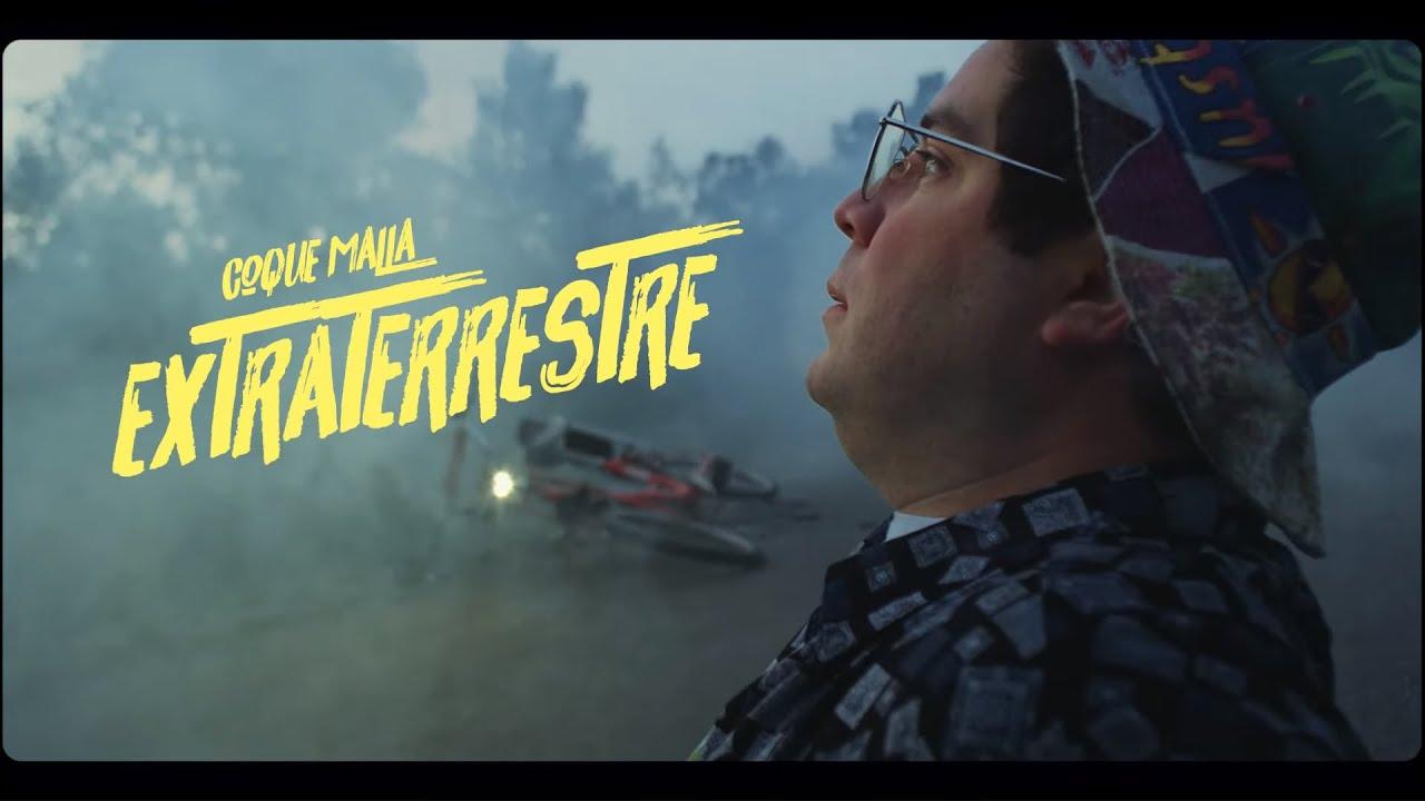 Coque Malla - Extraterrestre (Videoclip Oficial)
