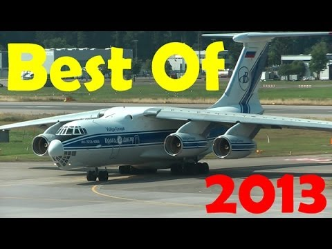✈ Best of Aviation 2013 by EdelweissAir100 - fullHD
