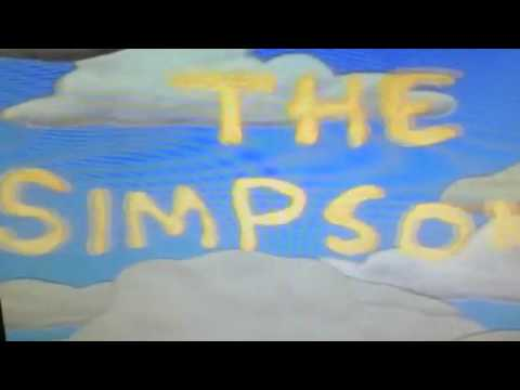 The Simpsons Christmas Dvd.Opening To The Simpsons Christmas 2 2004 Uk Dvd
