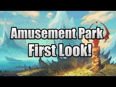 Order & Chaos Online - Amusement Park!