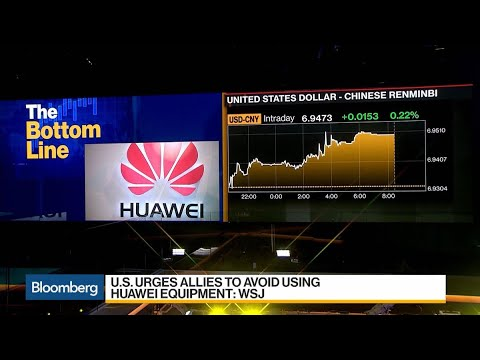 U.S. Urging Allies to Avoid Equipment From Huawei: WSJ